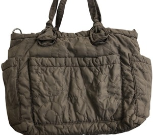 Marc by Marc Jacobs Gray Diaper Bag