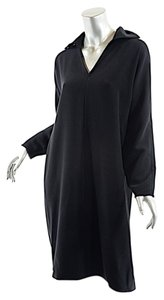 YEOH LEE short dress Black Microfiber Tunic on Tradesy