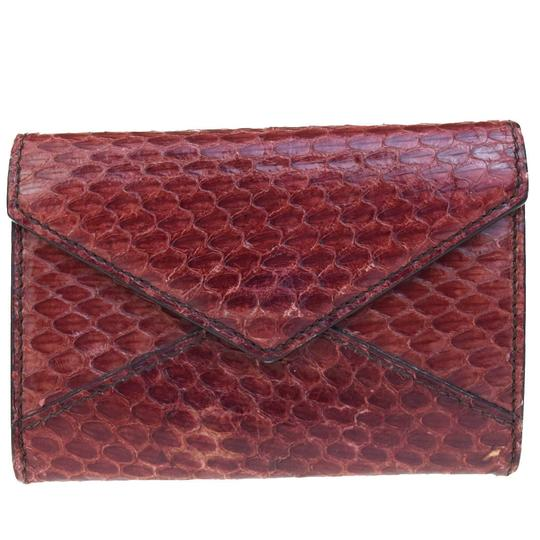 Preload https://img-static.tradesy.com/item/23716041/cartier-bordeaux-logos-bifold-pass-card-case-python-leather-0-0-540-540.jpg