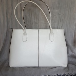 ABACO Tote in White