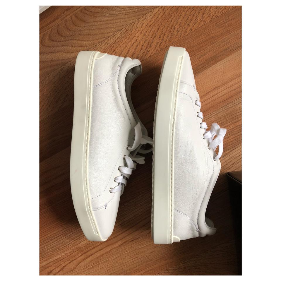 Sneakers Bone Leather Rag amp; Sneakers White nxq0wRYR8