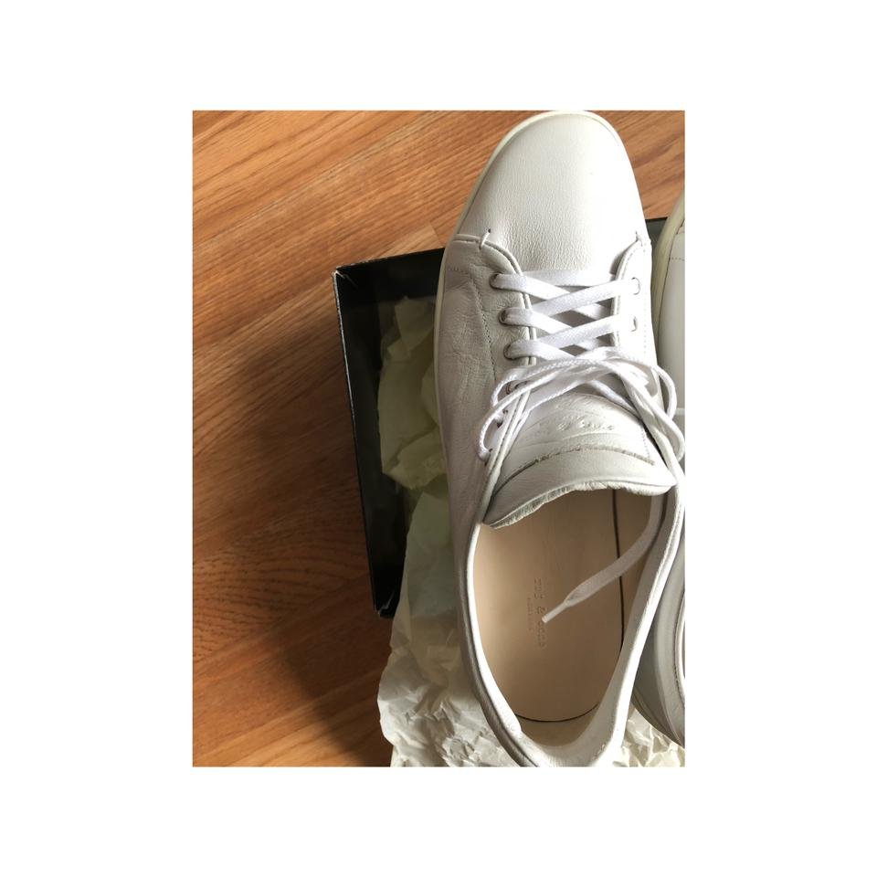 amp; Bone Sneakers Leather Sneakers White Rag TdwgqT