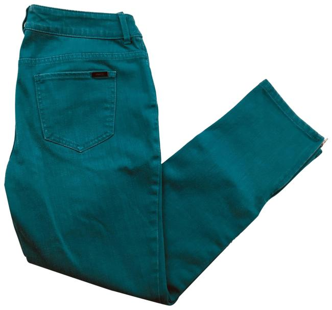Item - Turquoise So Slimming Skinny Jeans Size 0 (XS, 25)