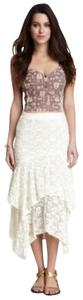 Lucca Couture Skirt Cream