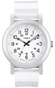 Timex Timex Unisex Camper Watch T2N876 White Analog