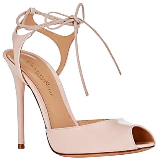 Gianvito Rossi Pink Muse Pale Rose