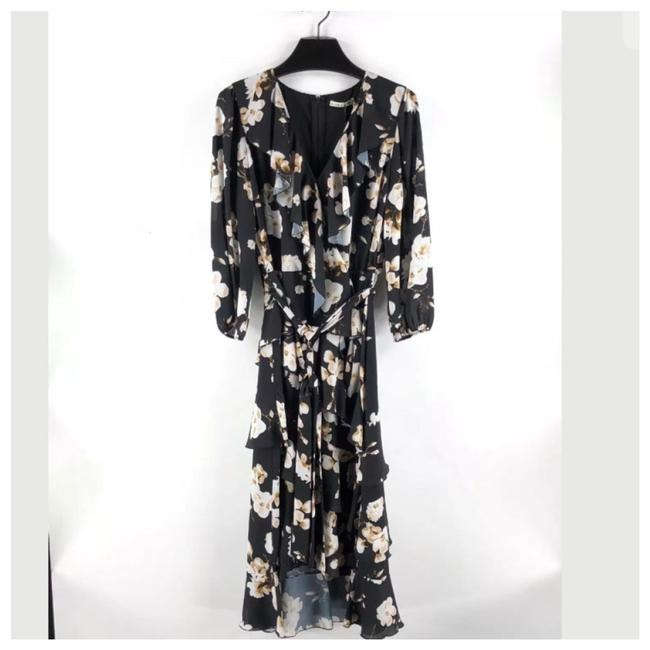 Preload https://img-static.tradesy.com/item/23719469/alice-olivia-black-new-tie-waist-ruffle-midi-women-s-long-casual-maxi-dress-size-12-l-0-1-650-650.jpg