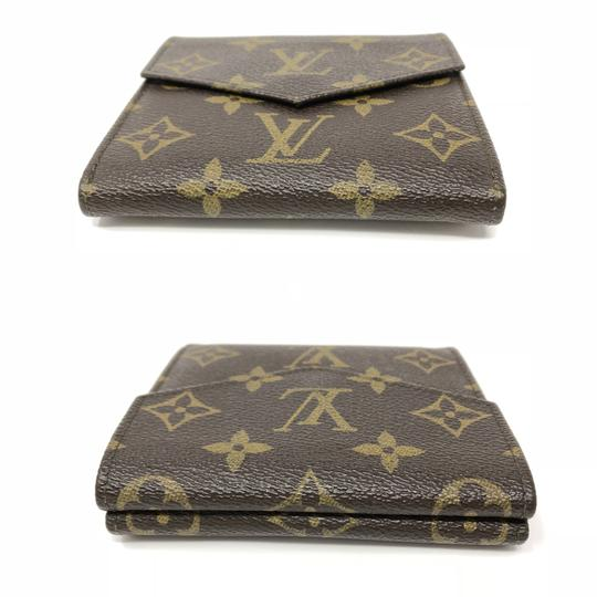 Louis Vuitton Elise Tri-fold, Coin Wallet