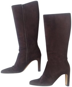 St. John Brown (Suede) Boots