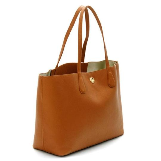 Tory Burch Tote in tan, brown, bark