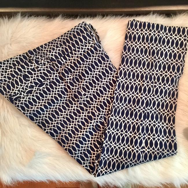 Lilly Pulitzer Capris Blue and white