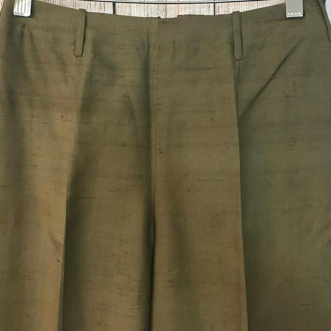 Emilio Pucci Straight Pants Brown