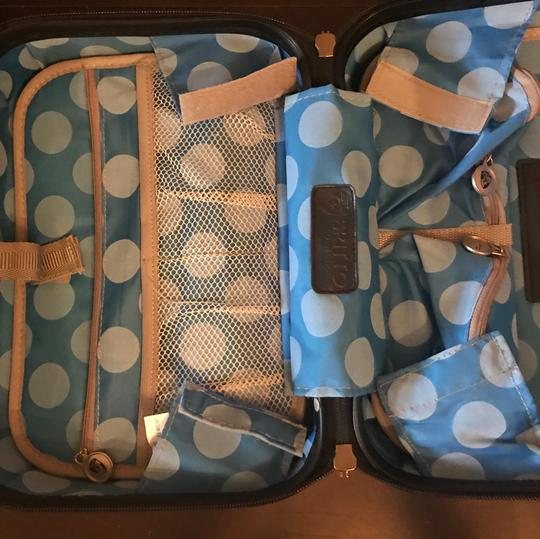 Heys Multi-colored with light blue interior Travel Bag