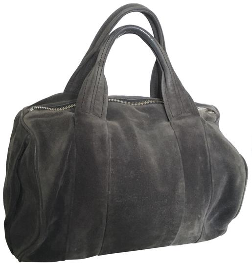 Preload https://img-static.tradesy.com/item/23719932/alexander-wang-rocco-duffel-grey-charcoal-suede-leather-satchel-0-5-540-540.jpg