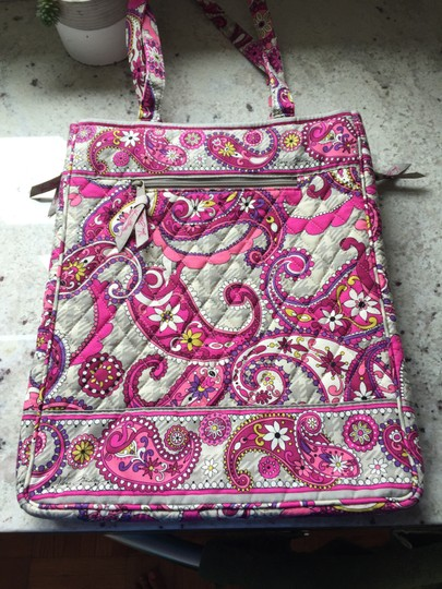 Vera Bradley Tote Happy Laptop Bag