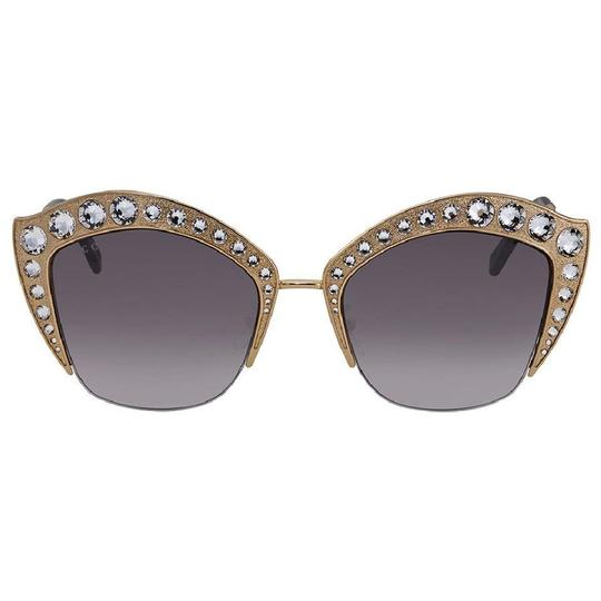 Preload https://img-static.tradesy.com/item/23719964/gucci-gold-tone-grey-gradient-crystal-studded-ladies-sunglasses-0-0-540-540.jpg