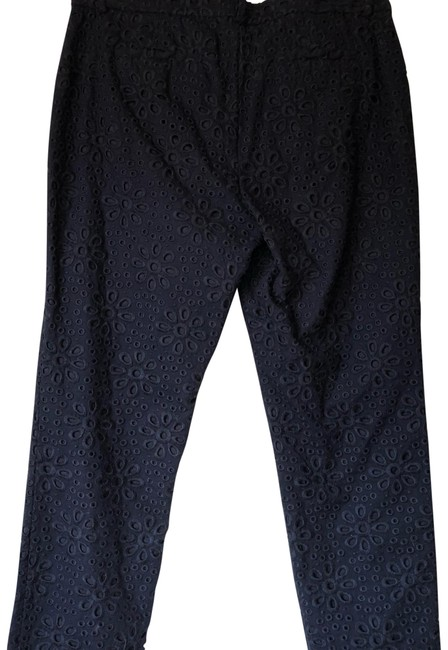 Preload https://img-static.tradesy.com/item/23720007/jcrew-navy-in-pinwheel-eyelet-pants-size-8-m-29-30-0-3-650-650.jpg