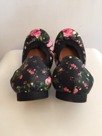 Givenchy Floral Flats