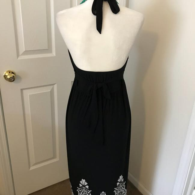 black Maxi Dress by Delusional