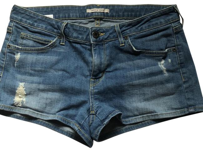 Preload https://img-static.tradesy.com/item/23720204/rich-and-skinny-denim-shorts-size-6-s-28-0-1-650-650.jpg