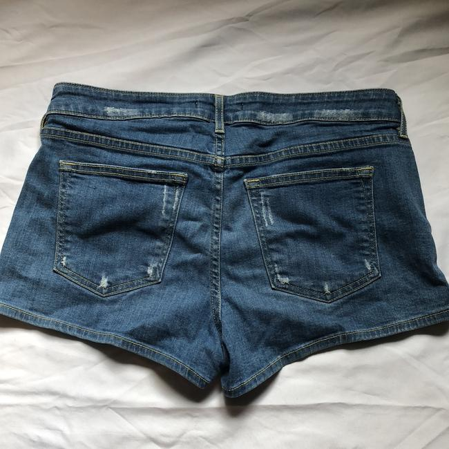 Rich & Skinny Mini/Short Shorts Denim