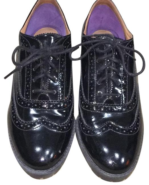 Sperry Black/ Patent Leather Formal Shoes Size US 8 Regular (M, B) Sperry Black/ Patent Leather Formal Shoes Size US 8 Regular (M, B) Image 1