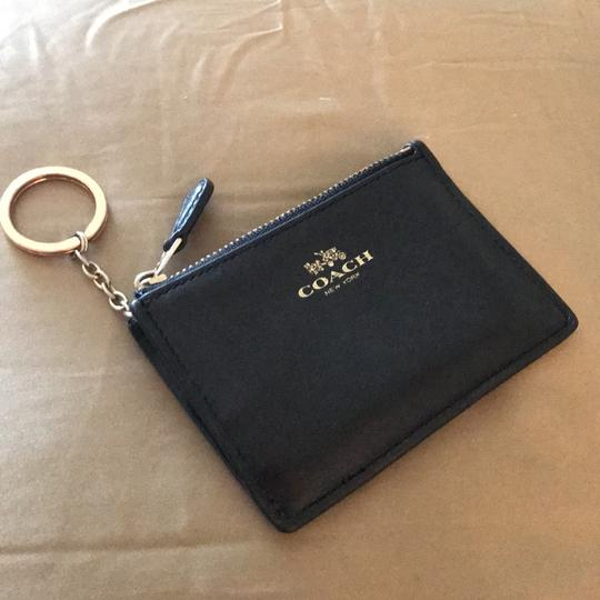 Coach Coach pouch with key ring