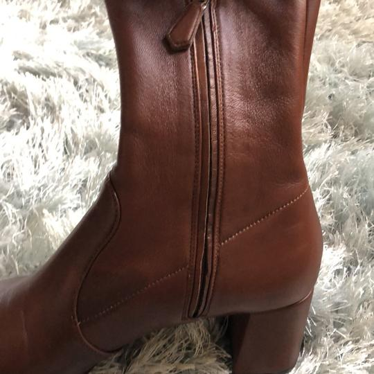 Prada brown Boots