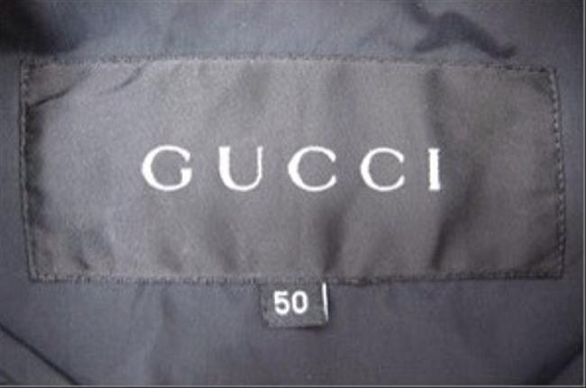 Gucci Bomber Parka Coat Bubble Jacket