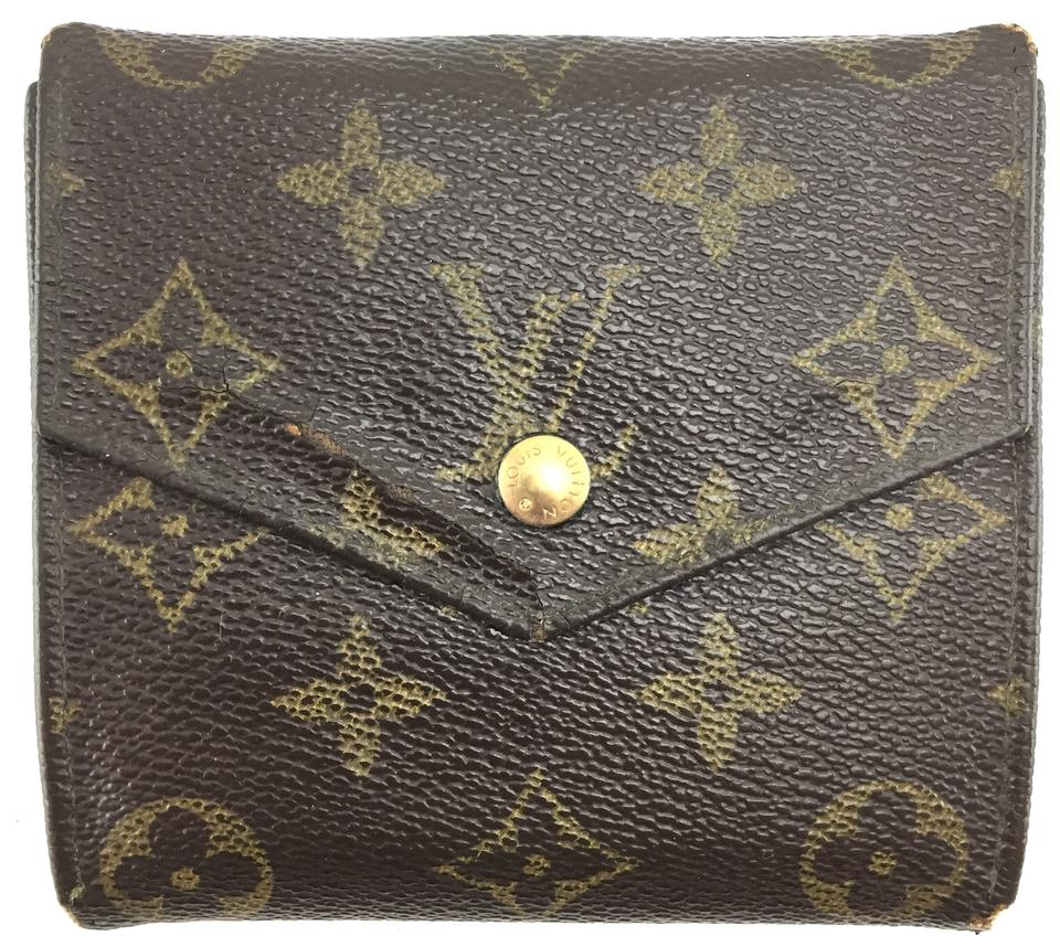3e97d54da8ab Louis Vuitton Wallets on Sale - Up to 70% off at Tradesy