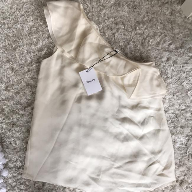 Theory Top Ivory Image 1