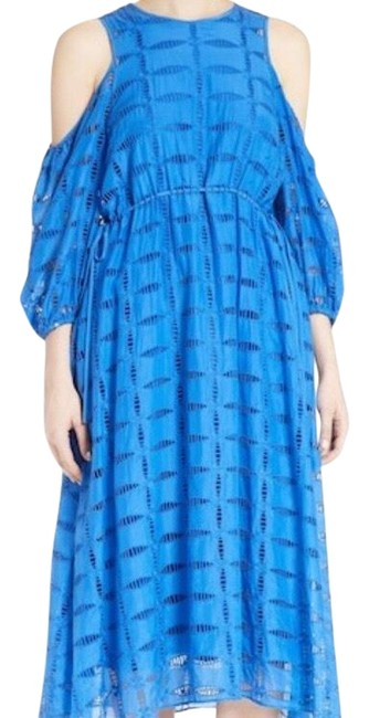 Preload https://img-static.tradesy.com/item/23721114/tibi-blue-luca-long-casual-maxi-dress-size-2-xs-0-2-650-650.jpg