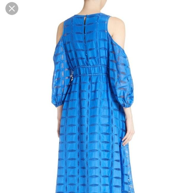 blue Maxi Dress by Tibi Image 1