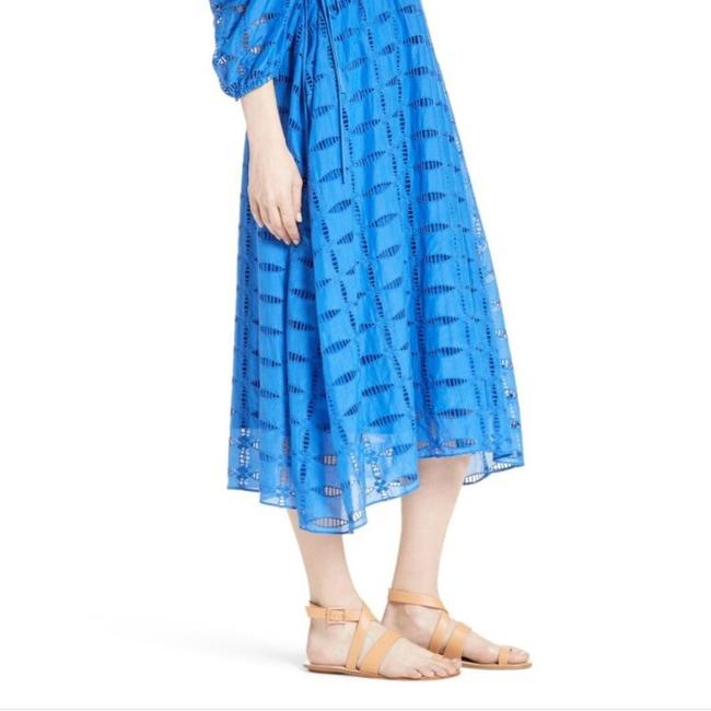 blue Maxi Dress by Tibi Image 2