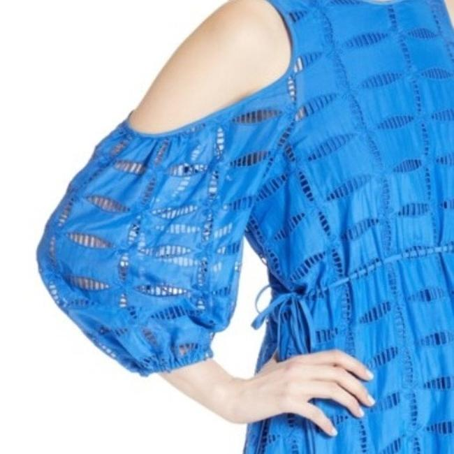 blue Maxi Dress by Tibi Image 3