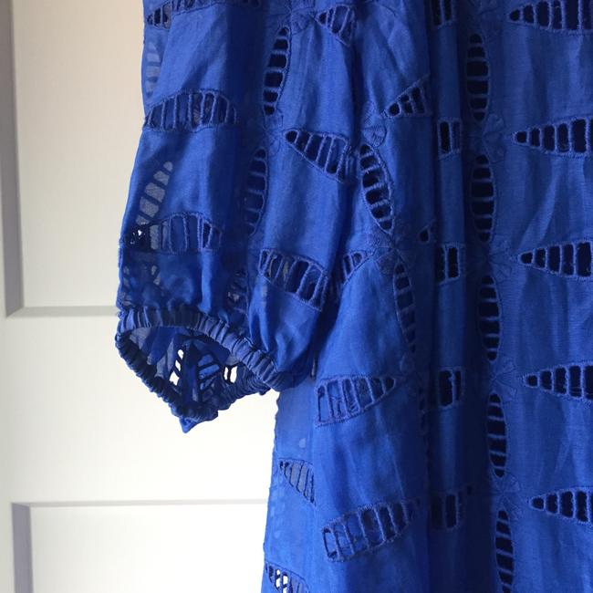 blue Maxi Dress by Tibi Image 6