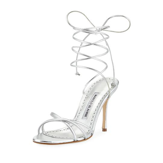 Preload https://img-static.tradesy.com/item/23721396/manolo-blahnik-silver-leva-strappy-mettalic-ankle-wrap-heel-pumps-size-us-75-regular-m-b-0-0-540-540.jpg