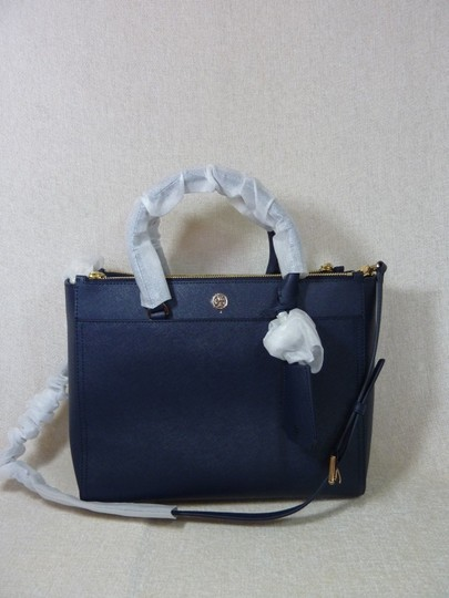 Tory Burch Tote in Navy Image 1