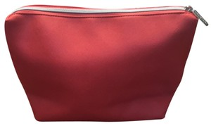 Nordstrom New Nordstrom Cosmetic Bag, Coral color
