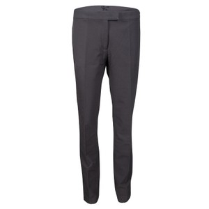 Joseph Stretchy Fitted Viscose Polyester Cotton Trouser/Wide Leg Jeans