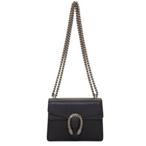 f0e3f232ec9 Added to Shopping Bag. Gucci Cross Body Bag. Gucci Dionysus Super Mini  Leather Shoulder Chain ...