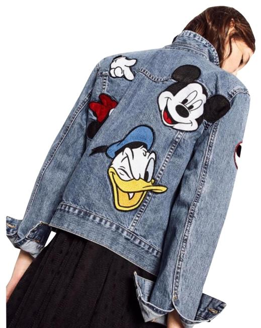 Item - Blue Disney Jacket Size 2 (XS)