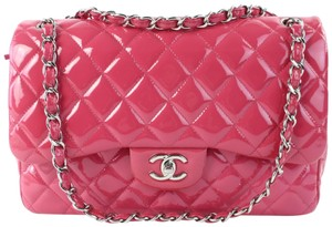 ef4f63adad1f Pink Chanel Shoulder Bags - Up to 90% off at Tradesy