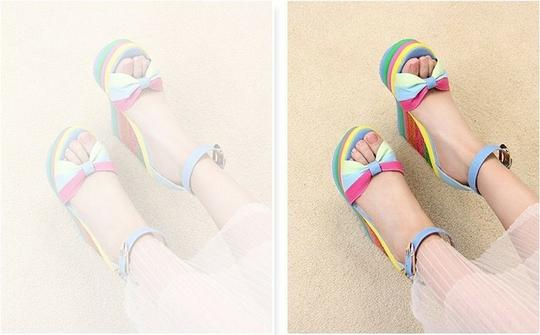 Other Rainbow Wedges