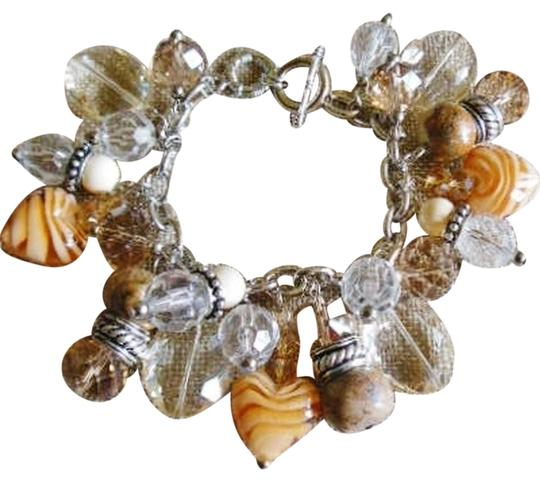 Other NEW Precious Stone Statement Bracelet Image 0