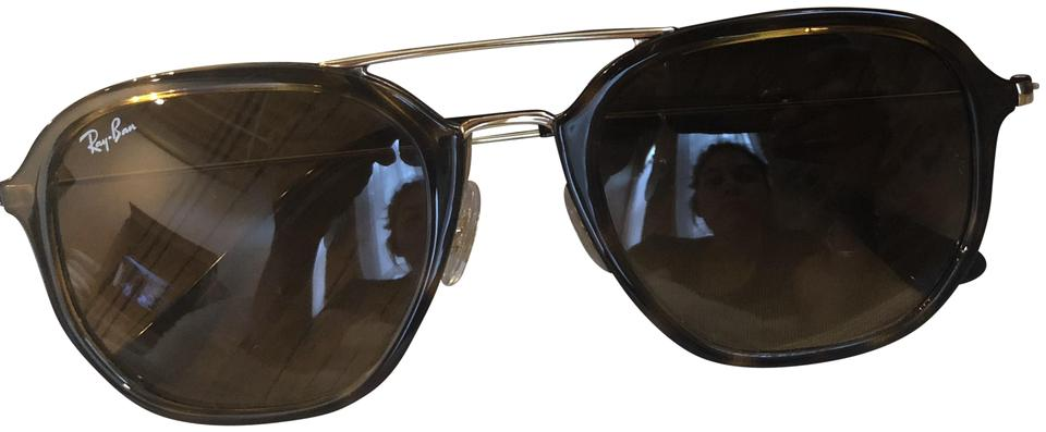 4df7bac22d Ray-Ban Tortoise Brown Rb4273 Gradient Collection Sunglasses - Tradesy