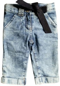 Papermoon Children Fashion Italian Straight Leg Jeans