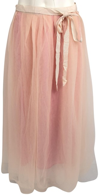 Item - Pink Tulle Skirt Size 10 (M, 31)
