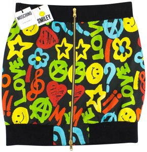 Moschino Mini Skirt Multi-color
