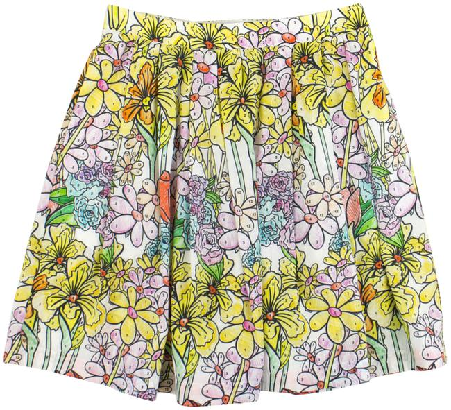 Preload https://img-static.tradesy.com/item/23724848/moschino-multi-color-couture-x-jeremy-scott-floral-pleated-miniskirt-size-6-s-28-0-1-650-650.jpg